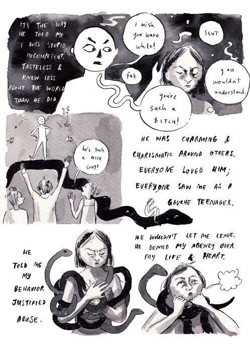 """Destroy Every Thing You Touch (page 3) 
