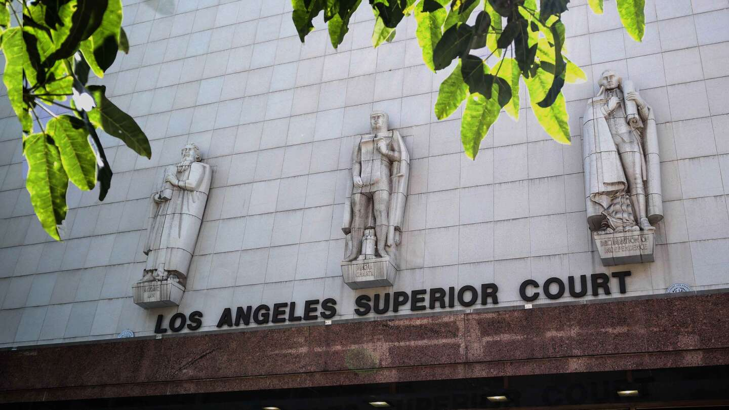 Los Angeles County Superior Court, Stanley Mosk Courthouse