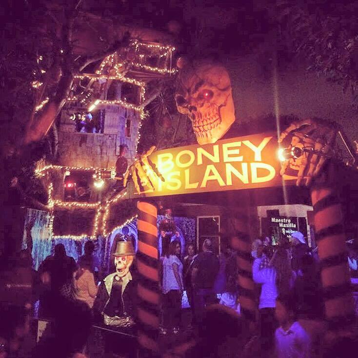 Boney Island I Photo: Boney Island Facebook Page