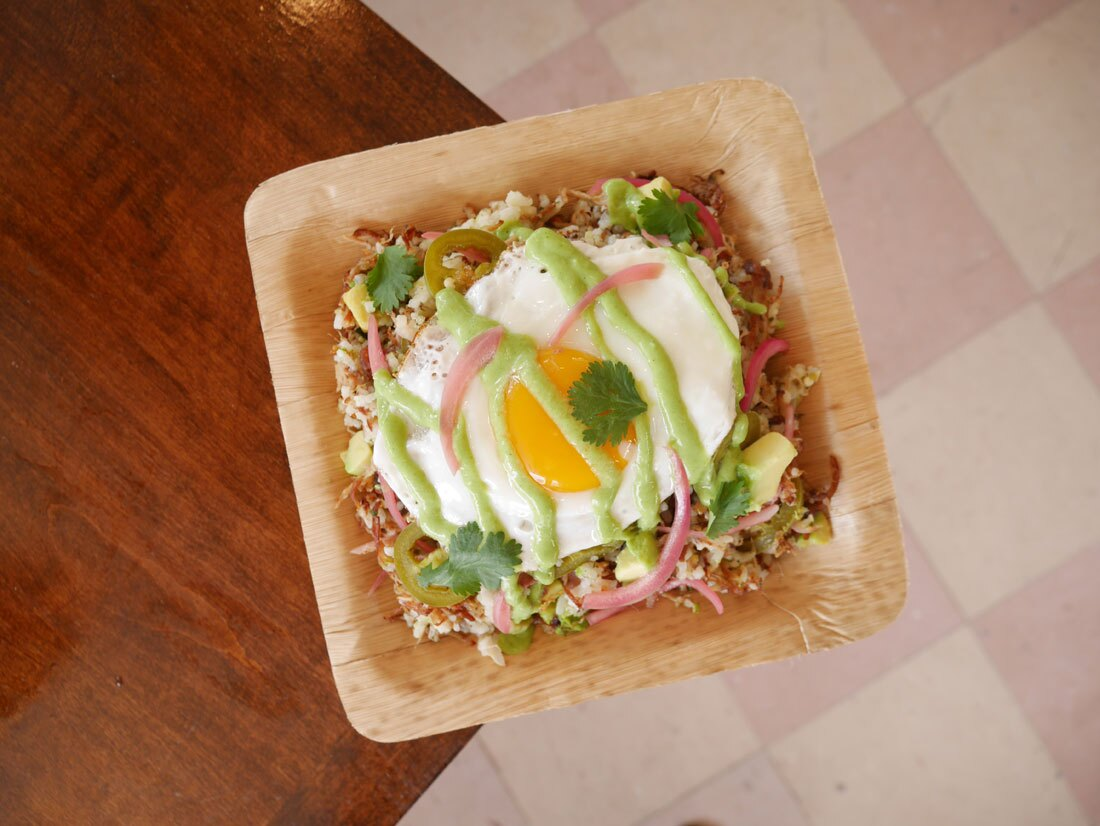 Hot Hot Food LA Fried Rice | White Oak Communications