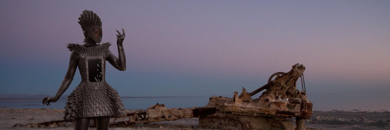 Tiffany Trenda Ubiquitous States Salton Sea