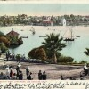A ca. 1909 postcard of Westlake Park. Courtesy of the Werner Von Boltenstern Postcard Collection, Department of Archives and Special Collections, Loyola Marymount University Library.