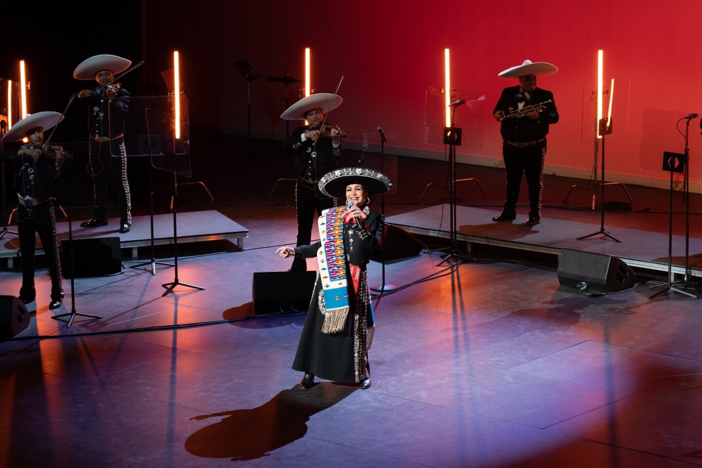 """Aida Cuevas featured in Southland Sessions Episode Fourteen """"A Tribute to Linda Ronstadt at The Soraya"""""""