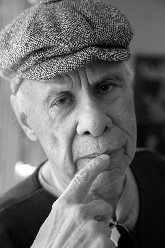 Rudy Perez.   Photo: Aram Jibilian. Courtesy of Movement Research Performance Journal.