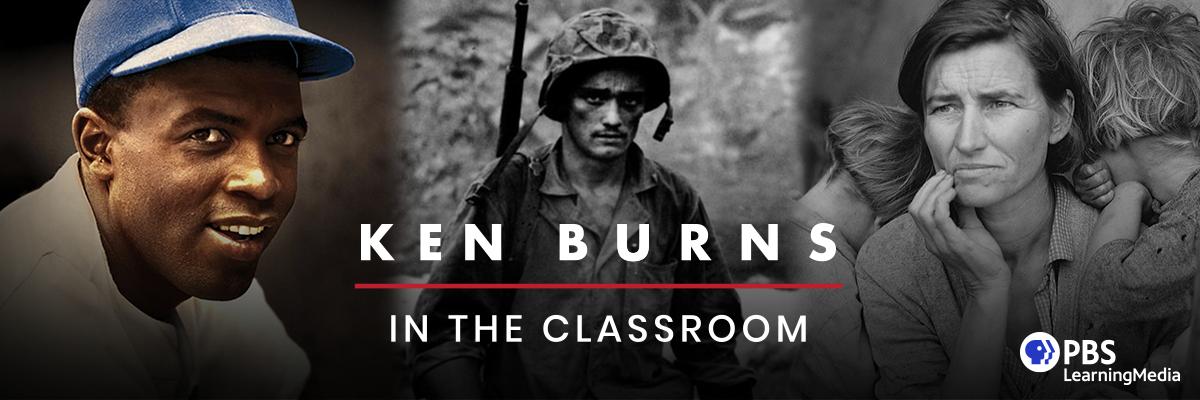 THE CIVIL WAR: Directed by Ken Burns