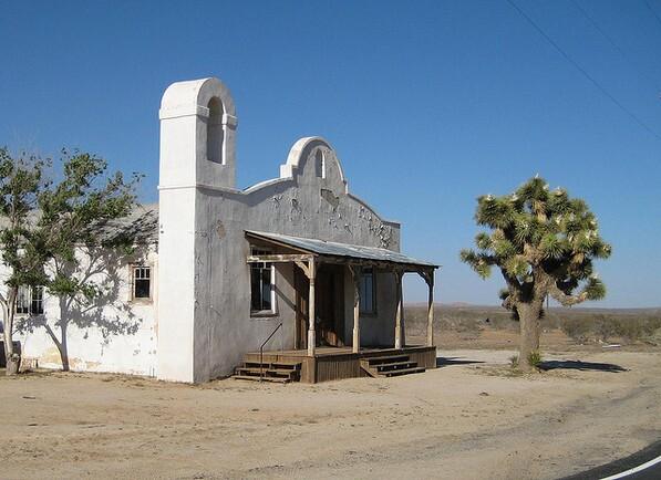 "AKA the ""Kill Bill Church "" | Creative Commons photo by T Hoffarth"