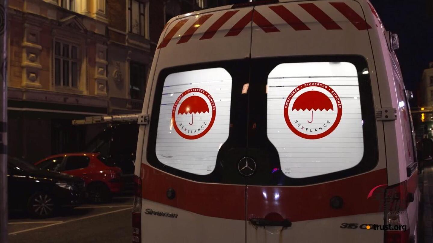 Sexelance - Danish 'sex ambulance' seeks to protect sex workers