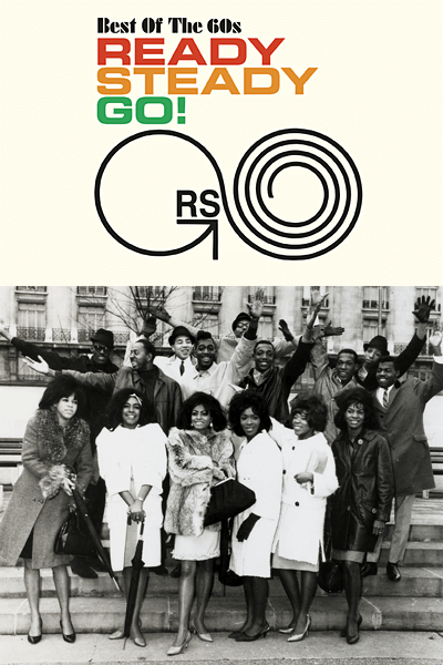 Best of the 60's: Ready, Steady, Go!