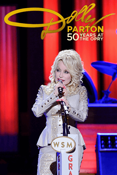 Dolly Parton and Friends: 50 Years at The Opry